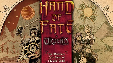 Hands of Fate: Ordeals Kickstarter